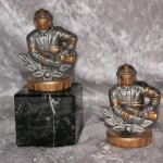 Brandmand i Resin på sort marmor / eller løs med doppelttape. Højde 125 mm / eller 75 mm løs uden marmor. Dkr 125,00 / eller Dkr 30,00 Bestillingsnr BRP0042